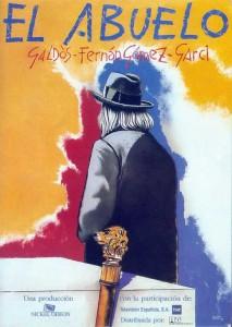 """Affiche du film """"El abuelo"""""""