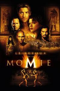 """Affiche du film """"Le Retour de la momie"""""""