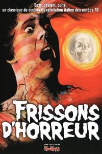 """Affiche du film """"Frissons d'Horreur"""""""