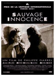 """Affiche du film """"Sauvage innocence"""""""