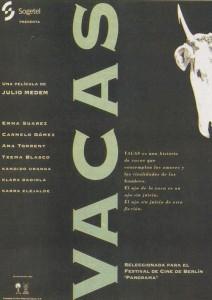 "Affiche du film ""Vacas"""