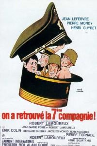 """Affiche du film """"On a retrouvé la 7ème compagnie"""""""