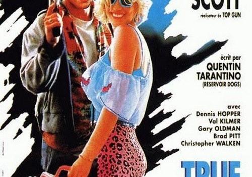 "Affiche du film ""True Romance"""