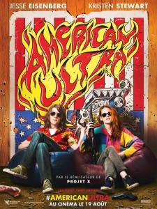 """Affiche du film """"American Ultra"""""""