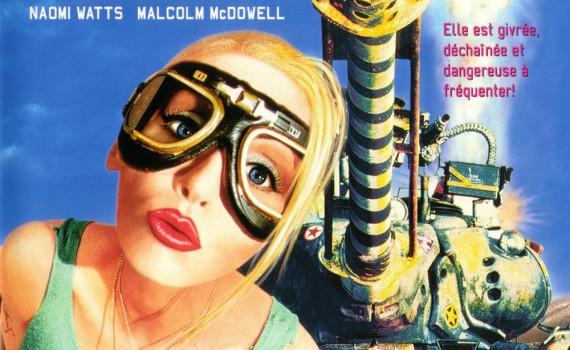 """Affiche du film """"Tank Girl"""""""