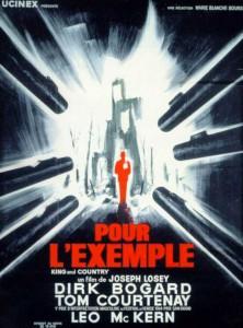 """Affiche du film """"Pour l'exemple"""""""