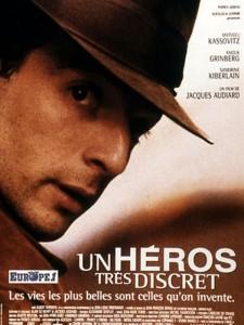 """Affiche du film """"Un héros très discret"""""""