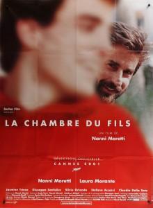 """Affiche du film """"La chambre du fils"""""""