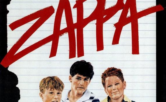 """Affiche du film """"Zappa"""""""
