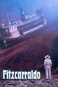 "Affiche du film ""Fitzcarraldo"""