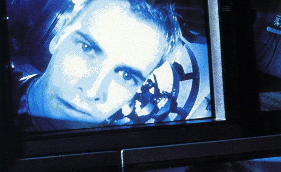 """Affiche du film """"Hackers"""""""