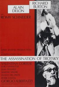 """Affiche du film """"L'Assassinat de Trotsky"""""""