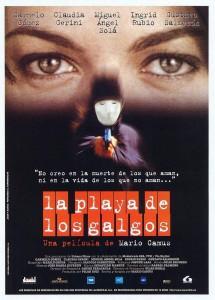 """Affiche du film """"La playa de los galgos"""""""