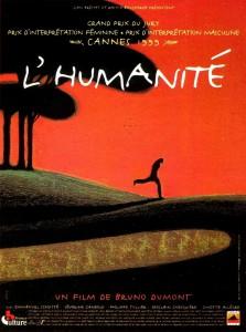 """Affiche du film """"L'humanité"""""""