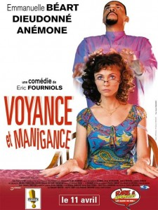 """Affiche du film """"Voyance et manigance"""""""