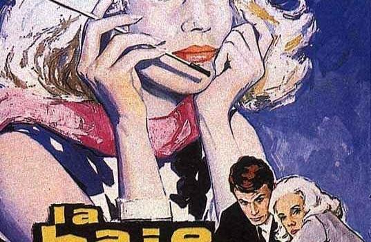 """Affiche du film """"La Baie des anges"""""""