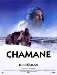 """Affiche du film """"Chamane"""""""