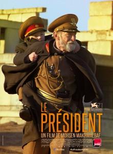 """Affiche du film """"Le Président"""""""
