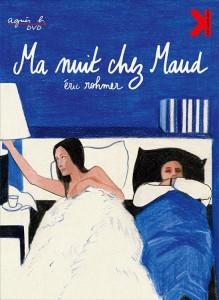 """Affiche du film """"Ma nuit chez Maud"""""""