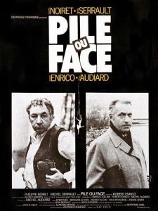 """Affiche du film """"Pile ou face"""""""