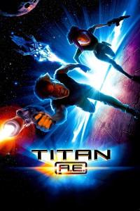 """Affiche du film """"Titan A.E."""""""