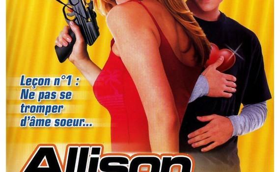 """Affiche du film """"Allison forever"""""""