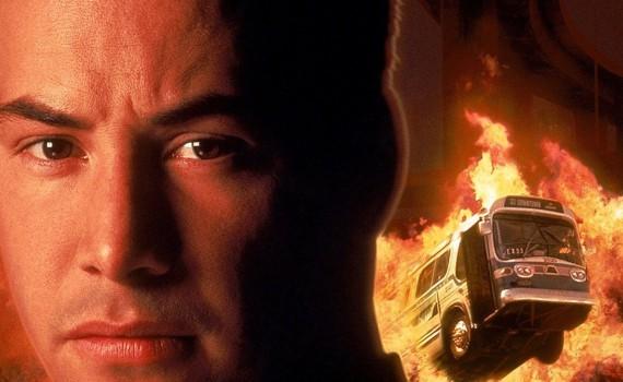 """Affiche du film """"Speed"""""""