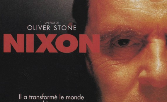 "Affiche du film ""Nixon"""