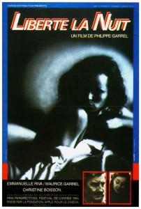 """Affiche du film """"Liberté, la nuit"""""""