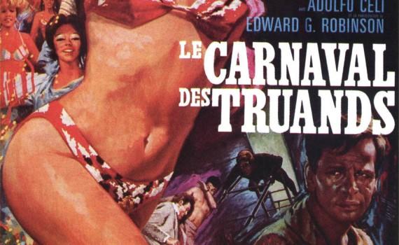 """Affiche du film """"Le Carnaval des truands"""""""