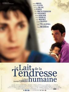 """Affiche du film """"Le lait de la tendresse humaine"""""""