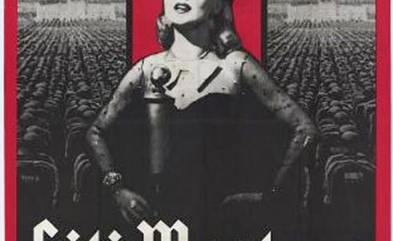 """Affiche du film """"Lili Marleen"""""""