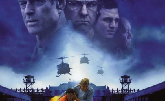 """Affiche du film """"Le dernier château"""""""