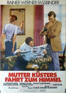 """Affiche du film """"Maman Kusters s'en va au ciel"""""""