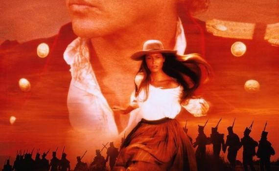 """Affiche du film """"One Man's Hero"""""""