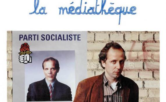 """Affiche du film """"L'Arbre, le maire et la médiathèque"""""""