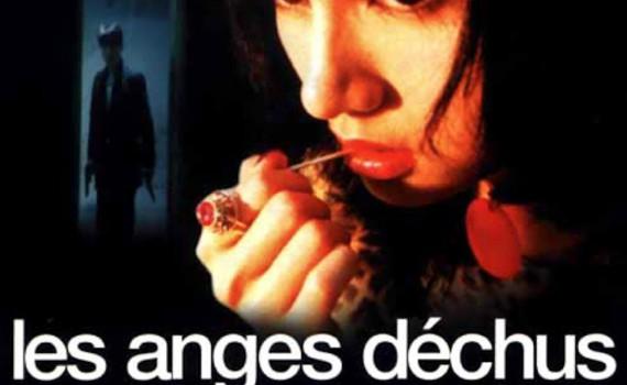 """Affiche du film """"Les Anges déchus"""""""