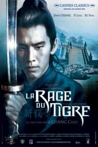 """Affiche du film """"La Rage du tigre"""""""