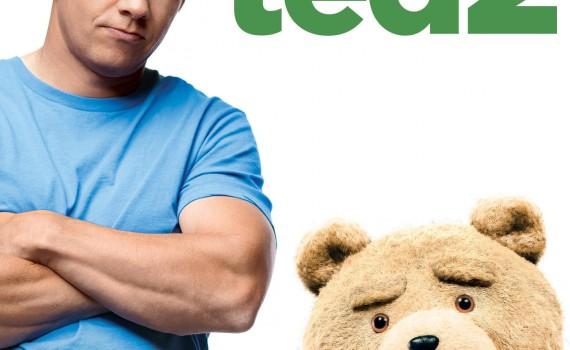 """Affiche du film """"Ted 2"""""""