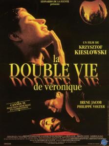 """Affiche du film """"La double vie de Véronique"""""""