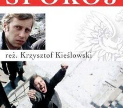 "Affiche du film ""Spokój"""