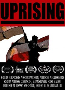 "Affiche du film ""Uprising"""