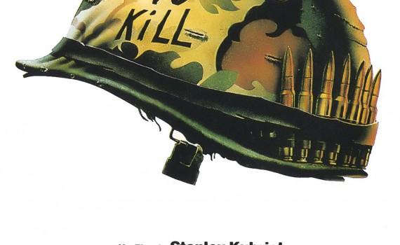"""Affiche du film """"Full Metal Jacket"""""""