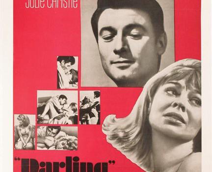 """Affiche du film """"Darling chérie"""""""
