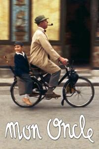 """Affiche du film """"Mon oncle"""""""