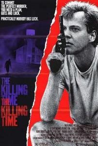 "Affiche du film ""The Killing Time"""