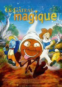 """Affiche du film """"Le gâteau magique"""""""