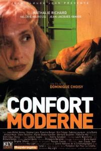 """Affiche du film """"Confort Moderne"""""""