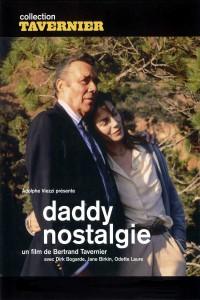 """Affiche du film """"Daddy Nostalgie"""""""