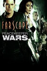 "Affiche du film ""Farscape: The Peacekeeper Wars"""